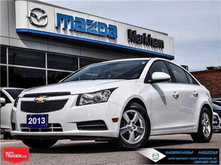 2013 Chevrolet Cruze LT Turbo (Stk: D190335B) in Markham - Image 1 of 26