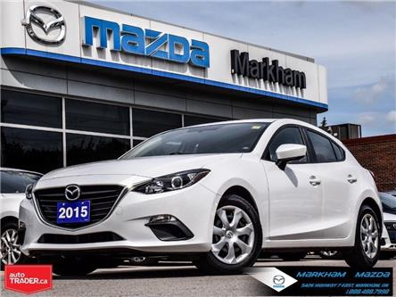 2015 Mazda Mazda3 Sport GX (Stk: D5190678A) in Markham - Image 1 of 23