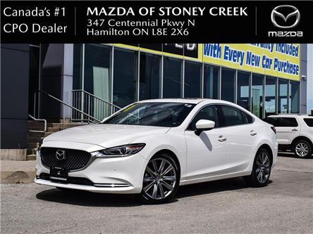 2018 Mazda MAZDA6 Signature (Stk: SU1365) in Hamilton - Image 1 of 25