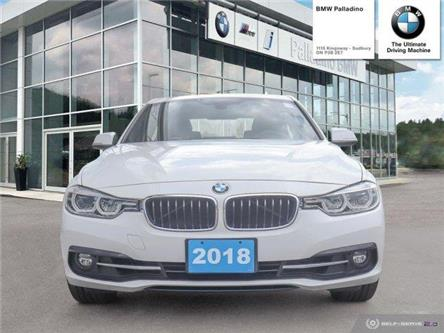 2018 BMW 330i xDrive (Stk: U0082) in Sudbury - Image 2 of 22
