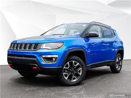 2018 Jeep Compass Trailhawk (Stk: PR5596) in Windsor - Image 1 of 27