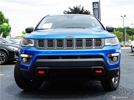 2018 Jeep Compass Trailhawk (Stk: PR5596) in Windsor - Image 2 of 27