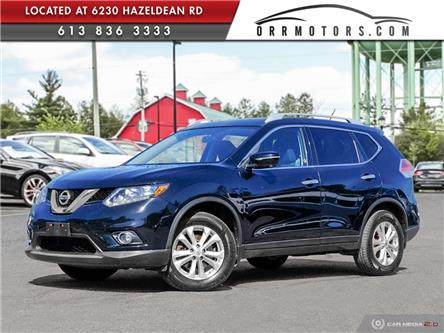 2015 Nissan Rogue SV (Stk: 5860 ) in Stittsville - Image 1 of 27