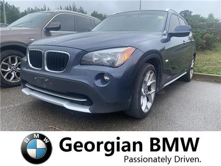 2012 BMW X1 xDrive28i (Stk: B19008-3) in Barrie - Image 1 of 7
