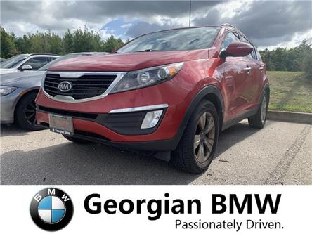 2011 Kia Sportage EX (Stk: P1476-1) in Barrie - Image 1 of 7