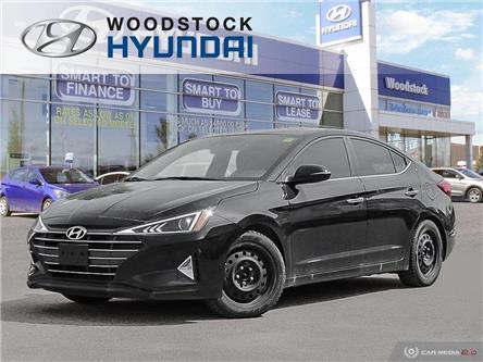 2019 Hyundai Elantra Luxury (Stk: HD19025) in Woodstock - Image 1 of 27