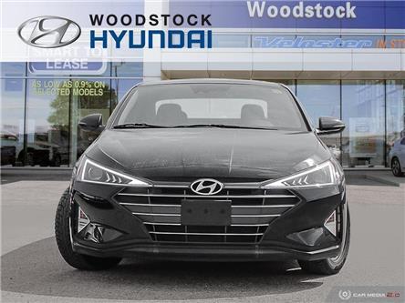 2019 Hyundai Elantra Luxury (Stk: HD19025) in Woodstock - Image 2 of 27