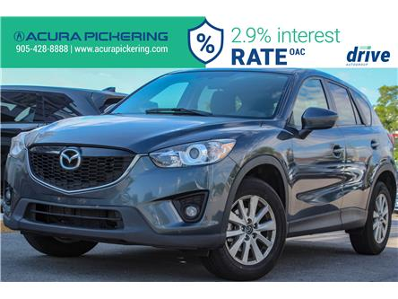 2013 Mazda CX-5 GS (Stk: AT516A) in Pickering - Image 1 of 13