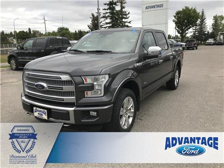 2016 Ford F-150 Platinum (Stk: T23018) in Calgary - Image 1 of 24