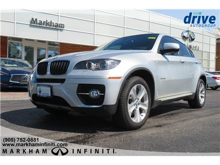 2012 BMW X6 xDrive35i (Stk: P3218) in Markham - Image 1 of 26