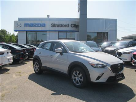 2019 Mazda CX-3 GX (Stk: 19090) in Stratford - Image 1 of 4