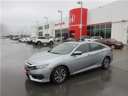 2017 Honda Civic EX (Stk: VA3591) in Ottawa - Image 1 of 18