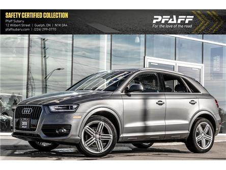 2015 Audi Q3 2.0T Progressiv (Stk: SU0086) in Guelph - Image 1 of 22