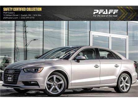 2015 Audi A3 2.0T Komfort (Stk: SU0087) in Guelph - Image 1 of 22