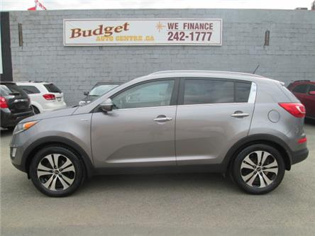 2012 Kia Sportage EX Luxury (Stk: bp723) in Saskatoon - Image 1 of 6