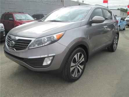 2012 Kia Sportage EX Luxury (Stk: bp723) in Saskatoon - Image 2 of 6