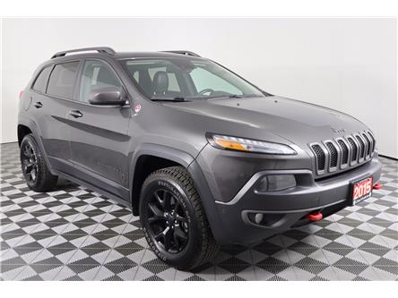2015 Jeep Cherokee Trailhawk (Stk: 52531A) in Huntsville - Image 1 of 38