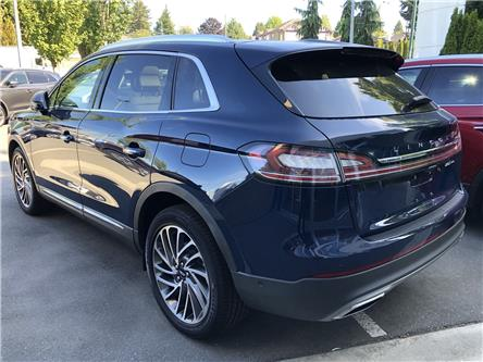 2019 Lincoln Nautilus Reserve (Stk: 196714) in Vancouver - Image 2 of 8