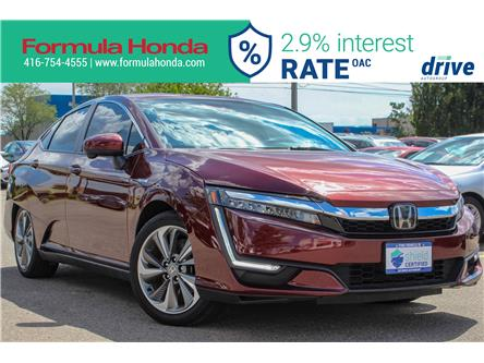 2018 Honda Clarity Plug-In Hybrid Touring (Stk: B11338) in Scarborough - Image 1 of 30