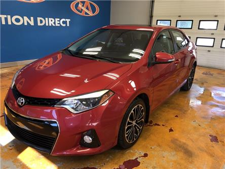 2014 Toyota Corolla S (Stk: 14-227651) in Lower Sackville - Image 1 of 17