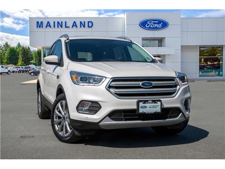 2018 Ford Escape Titanium (Stk: P4392) in Vancouver - Image 1 of 27