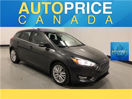 2018 Ford Focus Titanium (Stk: D0517) in Mississauga - Image 1 of 25