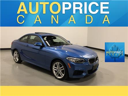 2015 BMW 228i xDrive (Stk: F0550) in Mississauga - Image 1 of 23
