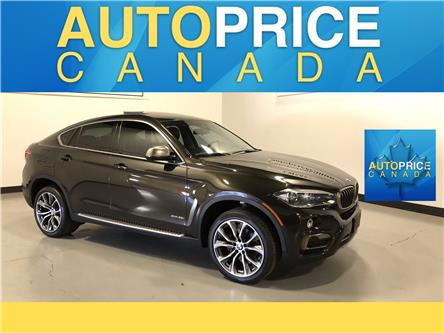 2016 BMW X6 xDrive35i (Stk: W0537) in Mississauga - Image 1 of 29