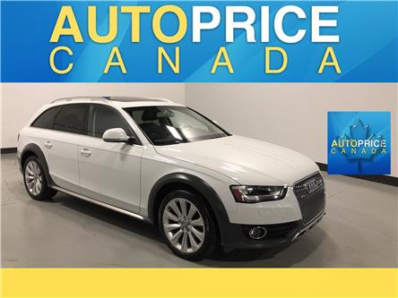 2015 Audi A4 allroad 2.0T Komfort (Stk: W0572) in Mississauga - Image 1 of 25