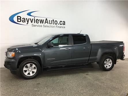 2017 GMC Canyon SLE (Stk: 35324W) in Belleville - Image 1 of 25