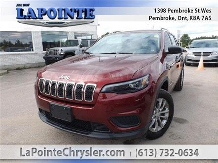 2019 Jeep Cherokee Sport (Stk: 18176A) in Pembroke - Image 1 of 27