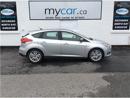 2018 Ford Focus Titanium (Stk: 191318) in North Bay - Image 2 of 21