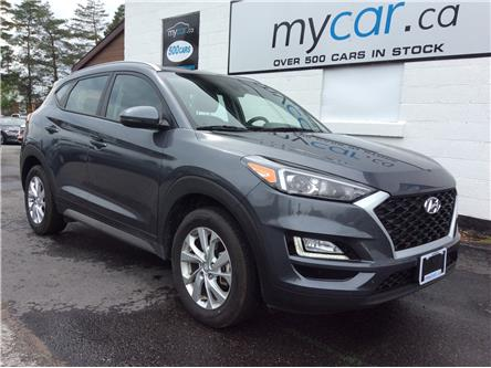 2019 Hyundai Tucson Preferred (Stk: 191326) in Richmond - Image 1 of 20