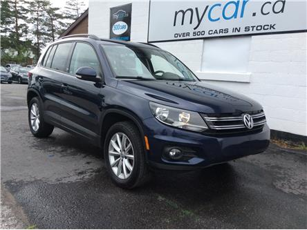 2017 Volkswagen Tiguan Wolfsburg Edition (Stk: 191199) in North Bay - Image 1 of 20