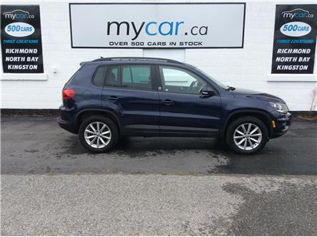 2017 Volkswagen Tiguan Wolfsburg Edition (Stk: 191199) in North Bay - Image 2 of 20