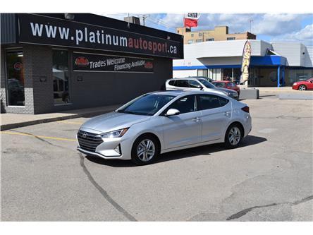 Platinum Used Cars >> 2019 Hyundai Elantra Preferred