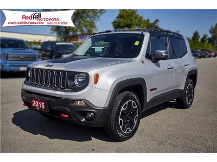 2015 Jeep Renegade Trailhawk (Stk: 82162) in Hamilton - Image 1 of 23