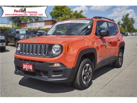 2016 Jeep Renegade Sport (Stk: 82000) in Hamilton - Image 1 of 20