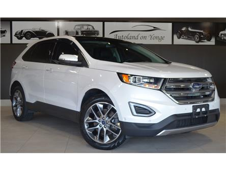 2016 Ford Edge Titanium (Stk: H8908A) in Thornhill - Image 2 of 32