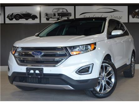 2016 Ford Edge Titanium (Stk: H8908A) in Thornhill - Image 1 of 32