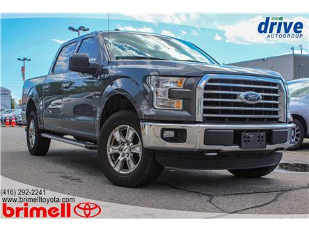 2016 Ford F-150 XLT (Stk: 196125A) in Scarborough - Image 2 of 9