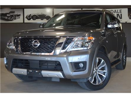 2017 Nissan Armada SL (Stk: C35307) in Thornhill - Image 1 of 34