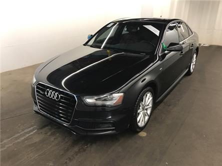 2015 Audi A4 2.0T Progressiv plus (Stk: ) in North York - Image 1 of 8