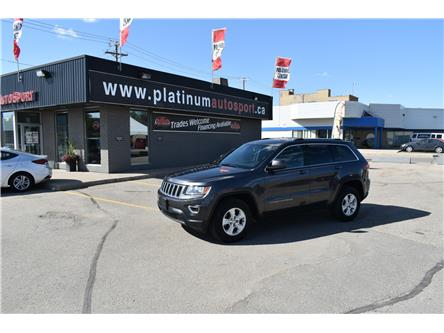 2014 Jeep Grand Cherokee Laredo (Stk: PP488) in Saskatoon - Image 1 of 17