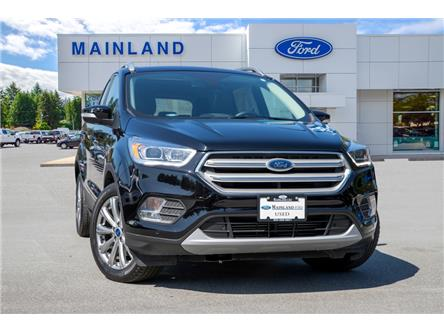 2018 Ford Escape Titanium (Stk: P4462) in Vancouver - Image 1 of 26
