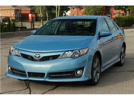 2012 Toyota Camry SE V6 (Stk: 1908340) in Waterloo - Image 1 of 25