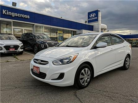 2015 Hyundai Accent L (Stk: 28793A) in Scarborough - Image 1 of 16