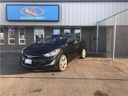 2016 Hyundai Elantra Limited (Stk: 16-554668) in Moncton - Image 1 of 13