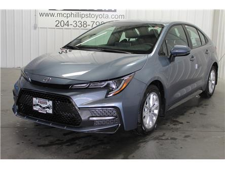 2020 Toyota Corolla SE (Stk: P012604) in Winnipeg - Image 1 of 23