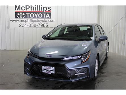 2020 Toyota Corolla SE (Stk: P012604) in Winnipeg - Image 2 of 23